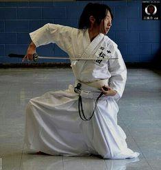 ☆ Katana Female - Spirit Of The Samurai ☆