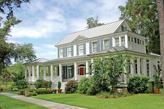 2016 Best-Selling House Plans : Carolina Island House