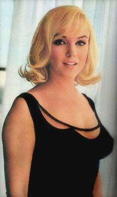 """Marilyn in black dress from The Misfits Not in her signature """"look"""" but still…"""