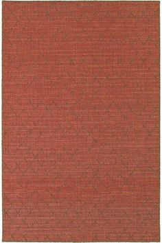 Carqcus Area Rug - Synthetic Rugs - Geometric Rugs - Transitional Rugs - Outdoor Rugs - Machine-made Rugs | HomeDecorators.com