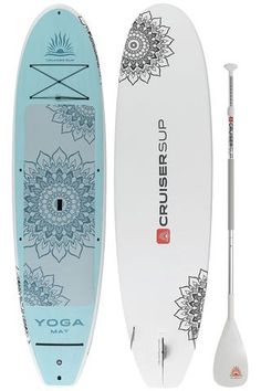 77d8e0ed9 Cruiser SUP Yoga Mat Feather-Lite 10 6-11  with Full Length