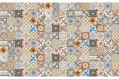 Confira logo abaixo 4 modelos de pisos patchwork para quem quer inovar na decoração de sua casa, criando um ambiente diferente.