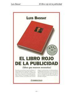 LLuis Bassat El libro rojo de la publicidad