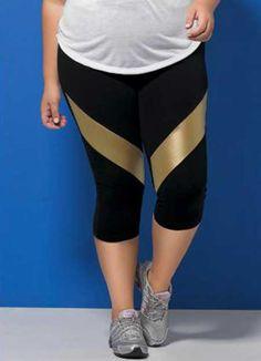 NavegaçãoModelos para a moda fitness plus size da modaModa Fitness Plus Size…