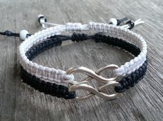 --❉--❉--❉--❉-- ❉ --❉-- ❉ --❉--    ITEM DETAILS   --❉-- --❉-- -----❉ -----       Couples bracelets are perfect jewelry gift for valentine