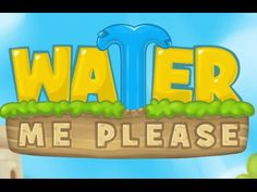 WATER ME PLEASE iOS / Android Gameplay