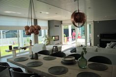 Villa Muurame Finland, Ceiling Lights, Interior, House, Home Decor, Decoration Home, Indoor, Home, Room Decor
