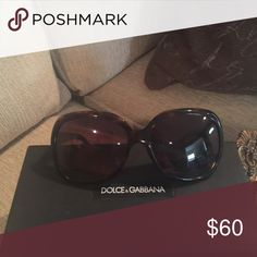 Dolce gabbana Authentic Sunglasses new never worn Dolce & Gabbana Accessories Glasses