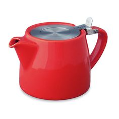 For Life 18oz Stump Teapot with Stainless Steel Lid