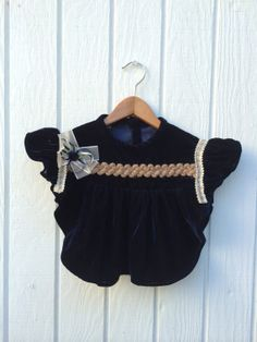 Upcycled handmade holiday caplet by TheBohoBabyBoutique on Etsy, $24.00