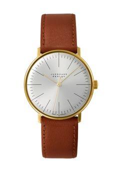 Ref. Nr. 027/5703.00 - Als einer der außergewöhnlichsten Designer des letzten Jahrhunderts hinterließ der Architekt, Bildhauer und Produktgestalter Max Bill ein umfangreiches Lebenswerk, darunter eine der faszinierendsten Uhrenkollektionen der letzten Jahrzehnte.