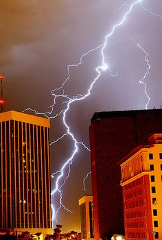 Monsoon - Downtown Tucson, Arizona