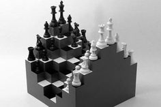 Just because it's one of the most traditional games in history, doesn't mean it has to be boring. Meet some of the most unique chess sets. (chess sets, lego chess set, star war chess set)