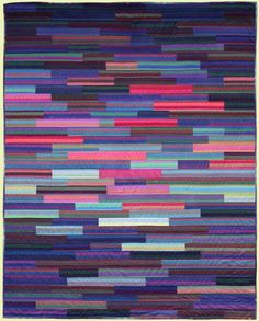 """Caseville"" quilt by Kent Williams."