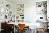 Ordnung Aus Dem Baumarkt 15 Kreative Wohnideen Mit Lochbrettern Sperrholz In 2020 Wohnen Kreative Wohnideen Wohnideen