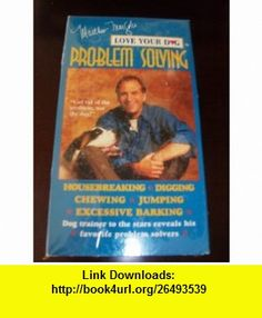 Matthew Margolis 2 Vhs Set- Love Your Dog Basic Training and Problem Solving MATTHEW MARGOLIS ,   ,  , ASIN: B002146HTG , tutorials , pdf , ebook , torrent , downloads , rapidshare , filesonic , hotfile , megaupload , fileserve