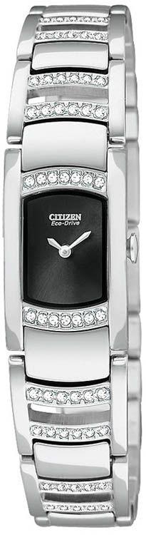 EG2730-57E - Authorized Citizen watch dealer - LADIES Citizen SILHOUETTE CRYSTAL, Citizen watch, Citizen watches