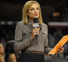 Rebecca Haarlow - The 25 Hottest Sideline Reporters Right Now | Complex