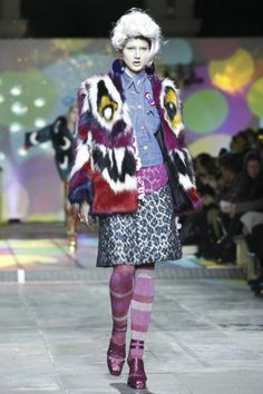 Fall 2012. Meadham Kirchoff. This Jacket Has Been Eating Me Alive For Months Now!!!