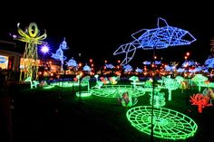 Magnificent Garden from Two Million Lights - My Modern Metropolis