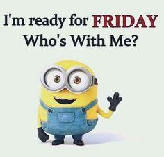So ready!