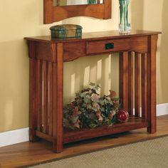 Wildon Home Burien Console Table and Mirror Set: Furniture : Walmart.com