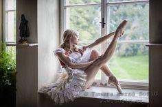 Radka Petrová, Czech National Ballet - Photographer Tamara Černá SofiG