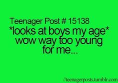 True for me. I always end up dating guys that are 1-3 years older than me x3