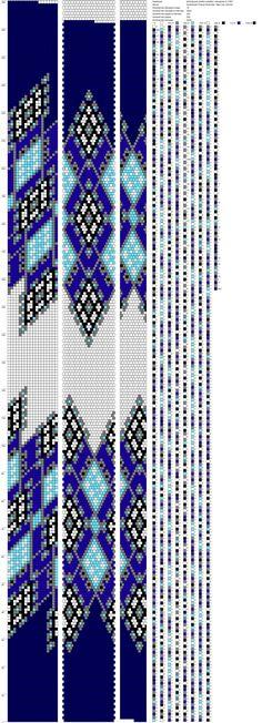 Crochet Bracelet Pattern, Crochet Beaded Bracelets, Beaded Necklace Patterns, Bead Crochet Patterns, Bead Crochet Rope, Bead Loom Bracelets, Jewelry Patterns, Beading Patterns, Beaded Crochet