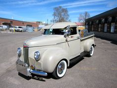 1947 Studebaker PICKUP TRUCK..Re-pin Brought to you by Agents of #carinsurance at #HouseofIns in #EugeneOregon