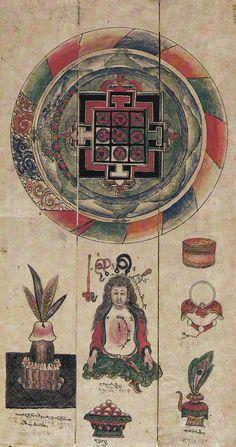 The Secret Visions of the Fifth Dalai Lama http://40.media.tumblr.com/7e26685ef0c4050a71536e4f500a3d8f/tumblr_ndovmdYmcN1rtynt1o1_1280.jpg