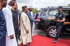 Osinbajo Visits Polo And Turf ClubAbuja(PHOTOS)