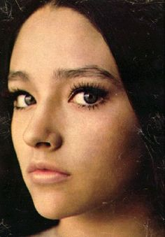 I simply cannot think of anyone else who is more of a natural beauty than Olivia Hussey.