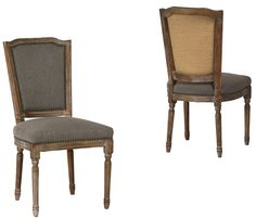 Dovetail Furniture - Arras Dining Chair - DOV1521