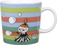 Moomin Mug - Soap Bubbles
