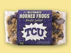 The Ultimate Horned Frogs Pasta Salad