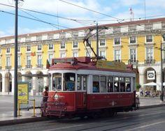 Lisbon trams #Lisbon