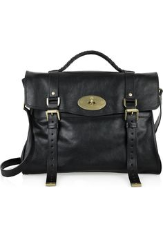 One of my favorites. Light and holds a bunch. Great travel bag too. Mulberry Oversized Alexa