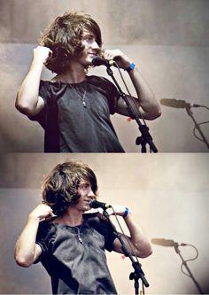 Oh my god his Humbug hair....I miss it