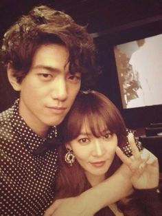 Sung Joon & Kim So Yeon