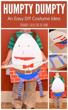 Humpty Dumpty Costum