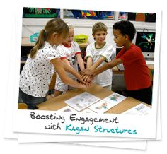 I want to know more about Kagan Structures.  Kagan Cooperative Learning changed the way I teach.