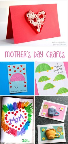These mother's day card crafts are fun crafts for preschoolers and kids to make for MOther's Day Preschool Crafts, Fun Crafts, Crafts For Kids, Clever Kids, Cute Kids, 10 Minute Morning Yoga, Card Crafts, Mothers Day Crafts, Homemade Cards