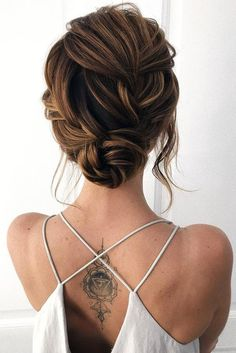 35 boho inspired unique and creative wedding hairstyle - My Stylish Zoo . - 35 boho inspired unique and creative wedding hairstyle – My Stylish Zoo – YES I WILL! Wedding Hairstyles For Long Hair, Boho Hairstyles, Wedding Hair And Makeup, Unique Hairstyles, Boho Wedding Hair Updo, Wedding Updos For Shoulder Length Hair, Boho Hair Updo, Wedding Hairstyles For Short Hair, Shoulder Length Updo