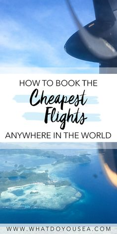 Searching for flights can be a little overwhelming with the amount of search engines, airlines, and pricing getting thrown at you, so I have done the dirty work for you and provided you with my best tips for booking the cheapest flights anywhere in the wo House Sitting, Travel Advice, Travel Guides, Travel Hacks, Travel Packing, Find Cheap Flights, Cheapest Flights, Best Flight Deals, International Travel Tips
