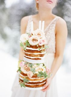 Cake by Nicole McEachnie - photo by Nadia Hung Photography