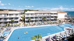 Stay at the Zante Maris Hotel on your holiday. With a First Choice all inclusive holiday we do all the hard work so you don't have to. Inclusive Holidays, All Inclusive, First Choice, Places To Go, Dolores Park, Outdoor Decor, Wedding, Travel, Image