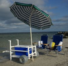 CartMakers Beach Cart - CartMakers LLC Store