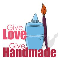 Give Love, Give Handmade this Holiday Season!    Visit your Seattle @Etsy sellers at the etsyRAIN Handmade Holiday Show Nov 23-24th!