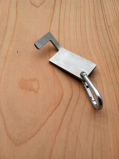 Thumbdrive keychain opener by Quartertwenty on Etsy, $18.00